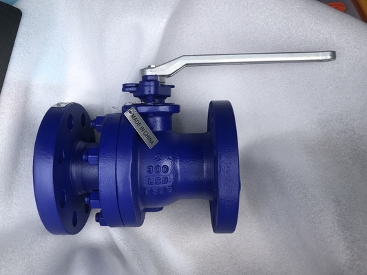 Downstream Sealing 2500LB Forging Type Ball Valve